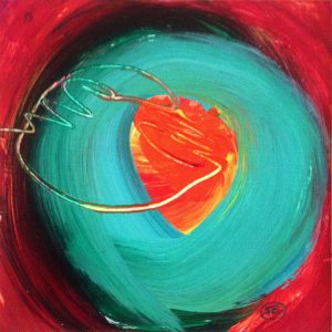 Fiery heart by Suzanne Bethell